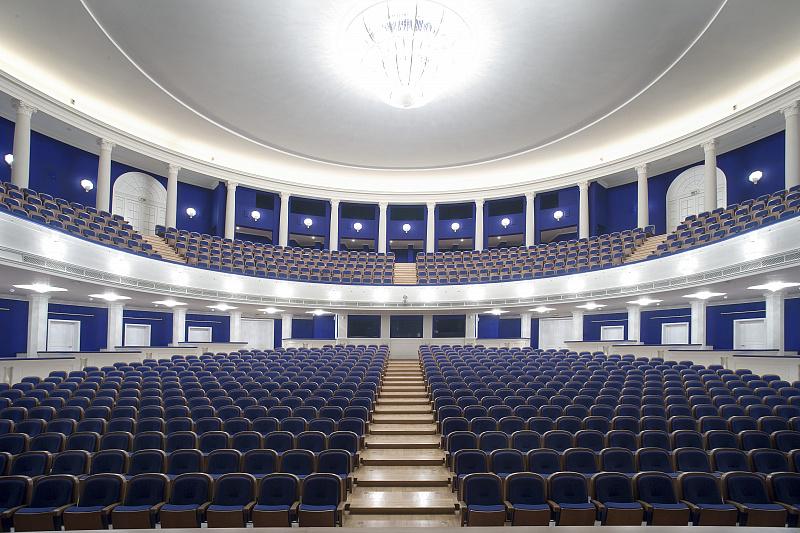 Правила посещения Музыкального театра до особого распоряжения