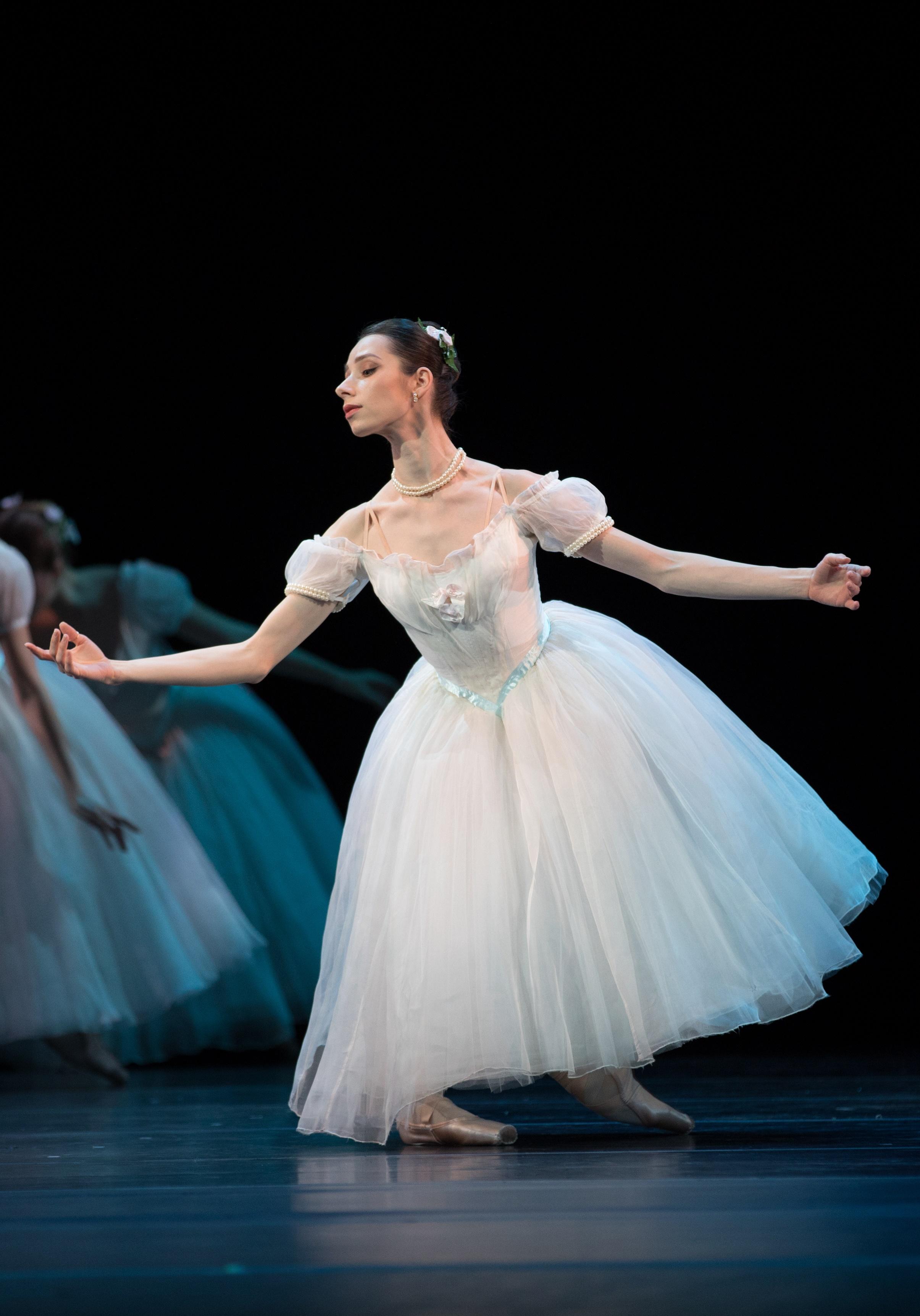 Три одноактных балета представили в Музыкальном театре им. Станиславского и Немировича-Данченко