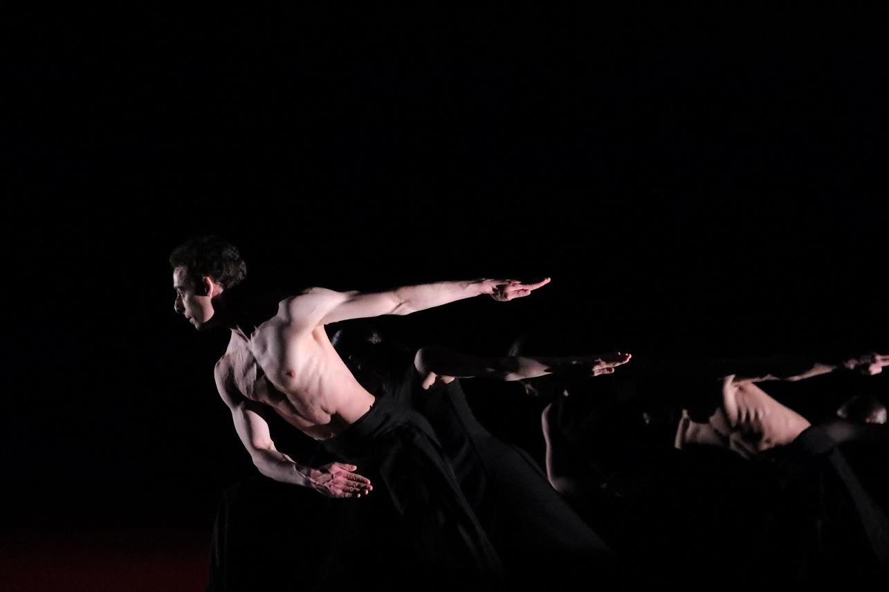 Балетные премьеры в Музтеатре Станиславского: страсть и азарт новизны / Культура