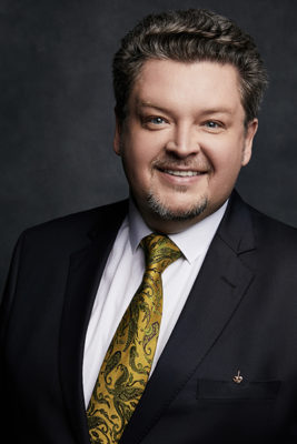 Николай Ерохин — гость программы «Тавор в мажоре» / Радио «Орфей»