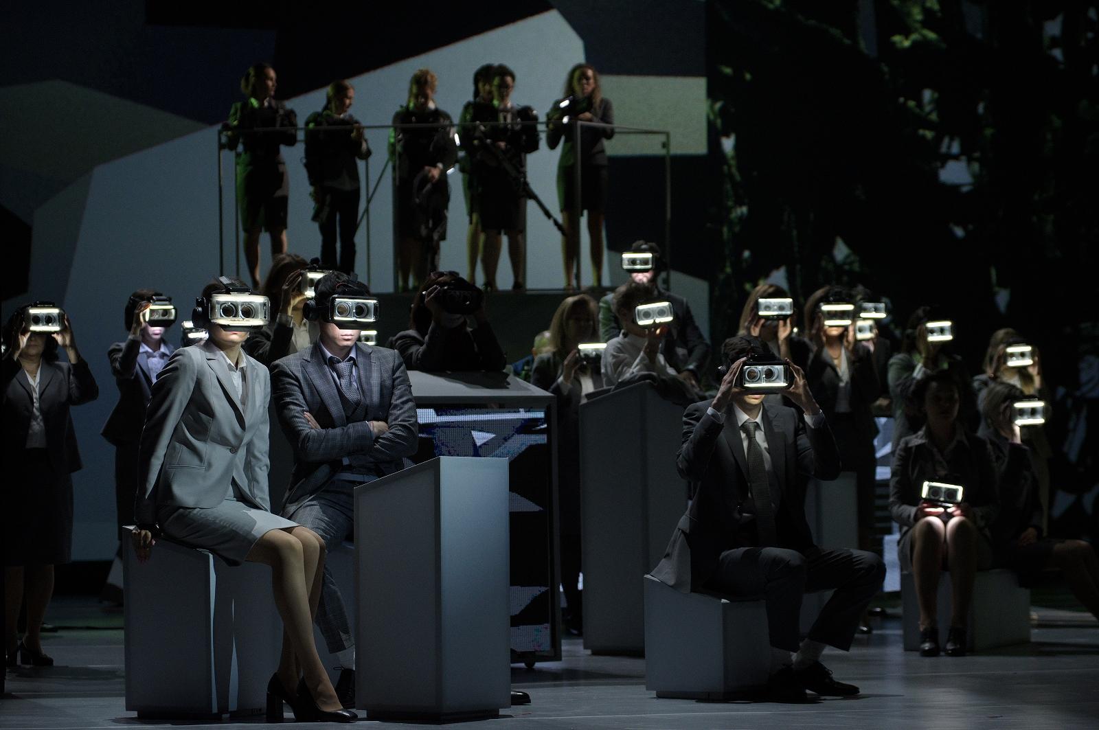 Режиссер Александр Титель рассказывает об опере «Вольный стрелок»  и режиссерском замысле постановки