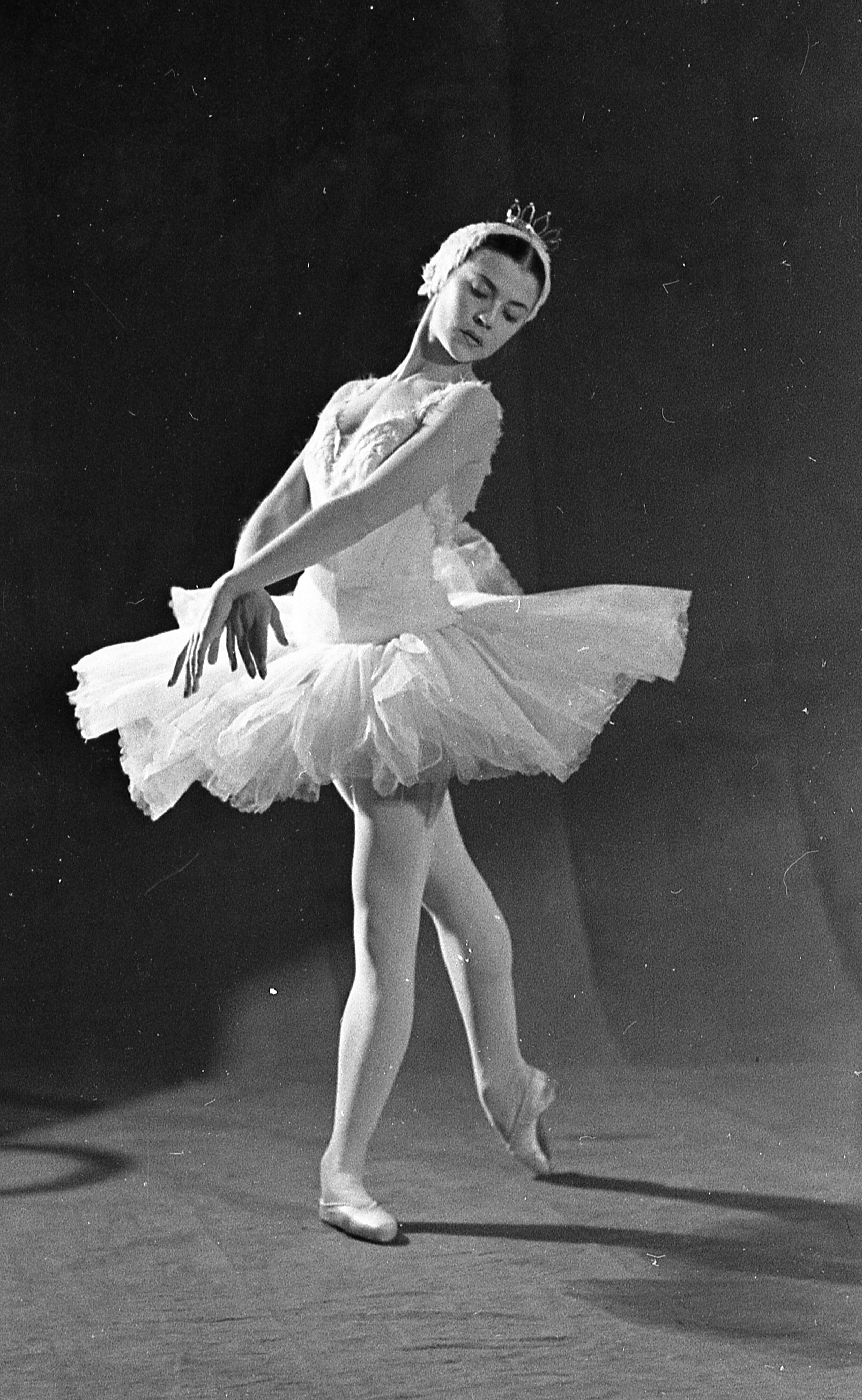 Не стало балерины Софьи Виноградовой