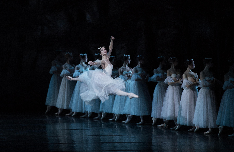 Ведущей солистке балетной труппы МАМТ Ольге Сизых присудили премию города Москвы в области литературы и искусства