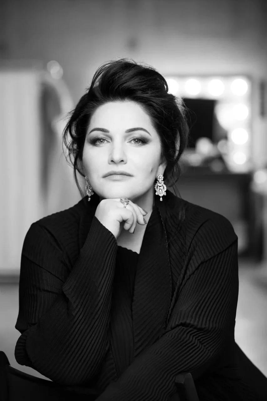 Солистка оперной труппы МАМТ, народная артистка России Хибла Герзмава стала президентом оперной премии «Онегин»!
